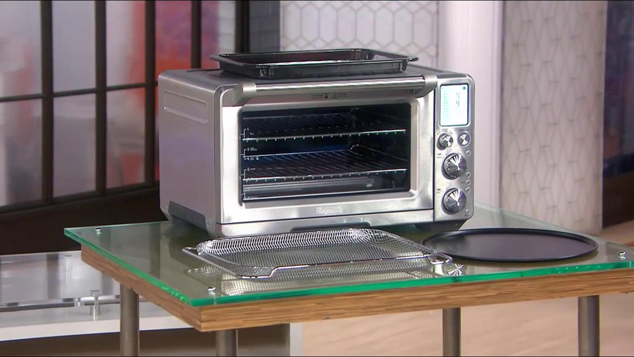 Give It Away: 5 lucky viewers win smart ovens worth $399 - TODAY.com