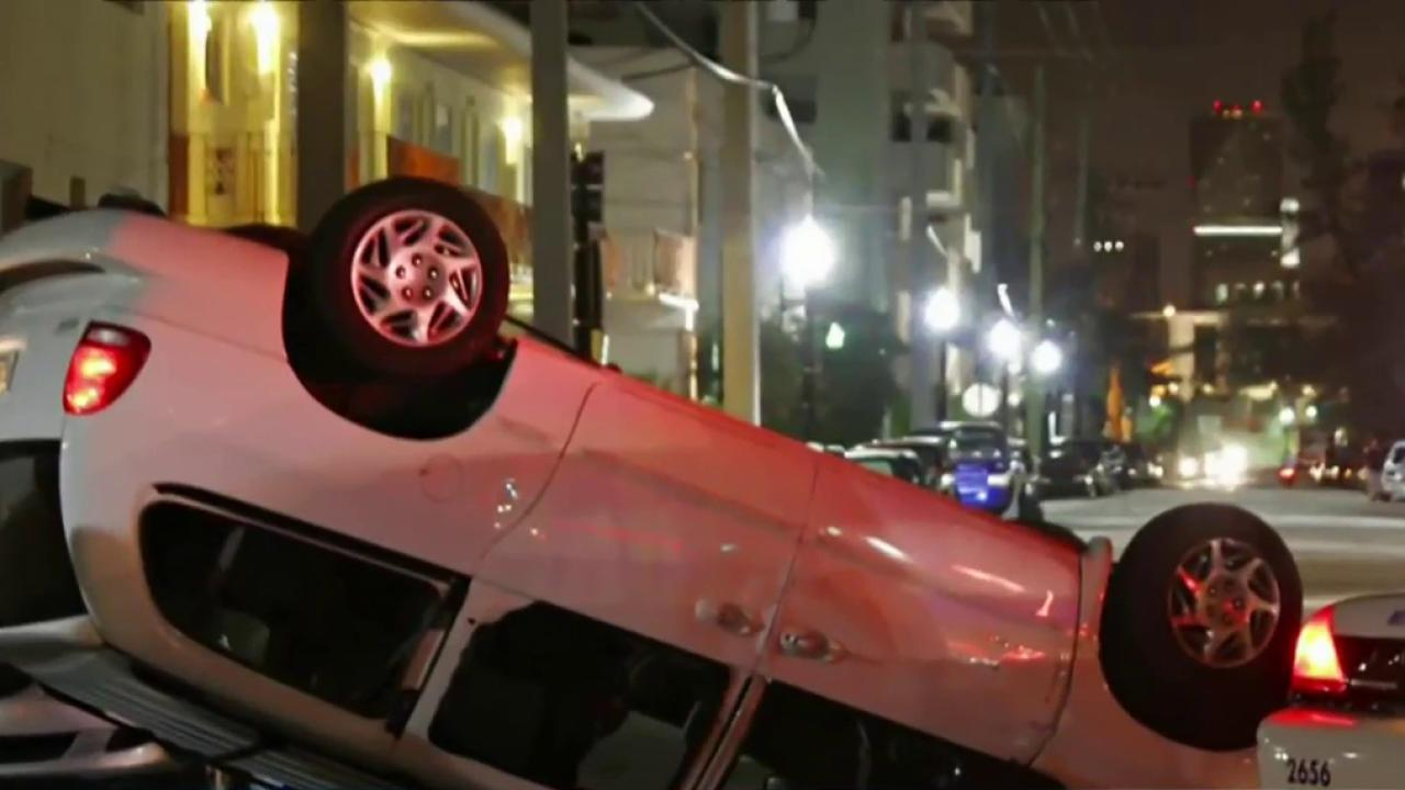 Drugged Driving on Rise, Passes Alcohol Alone in Fatal Crashes, Study Finds