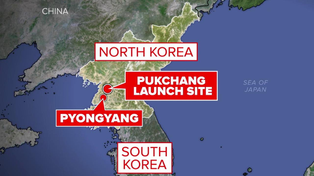 North Korea's failed missile test comes hours after UN ... on show me a map of scotland, show me a map of the florida keys, show me a map of georgia, show me a map of northern europe, show me a map of the mediterranean sea, show me a map of japan, show me a map of central asia, show me a map of the philippines, show me a map of the caribbean, show me a map of brazil, show me a map of the us,