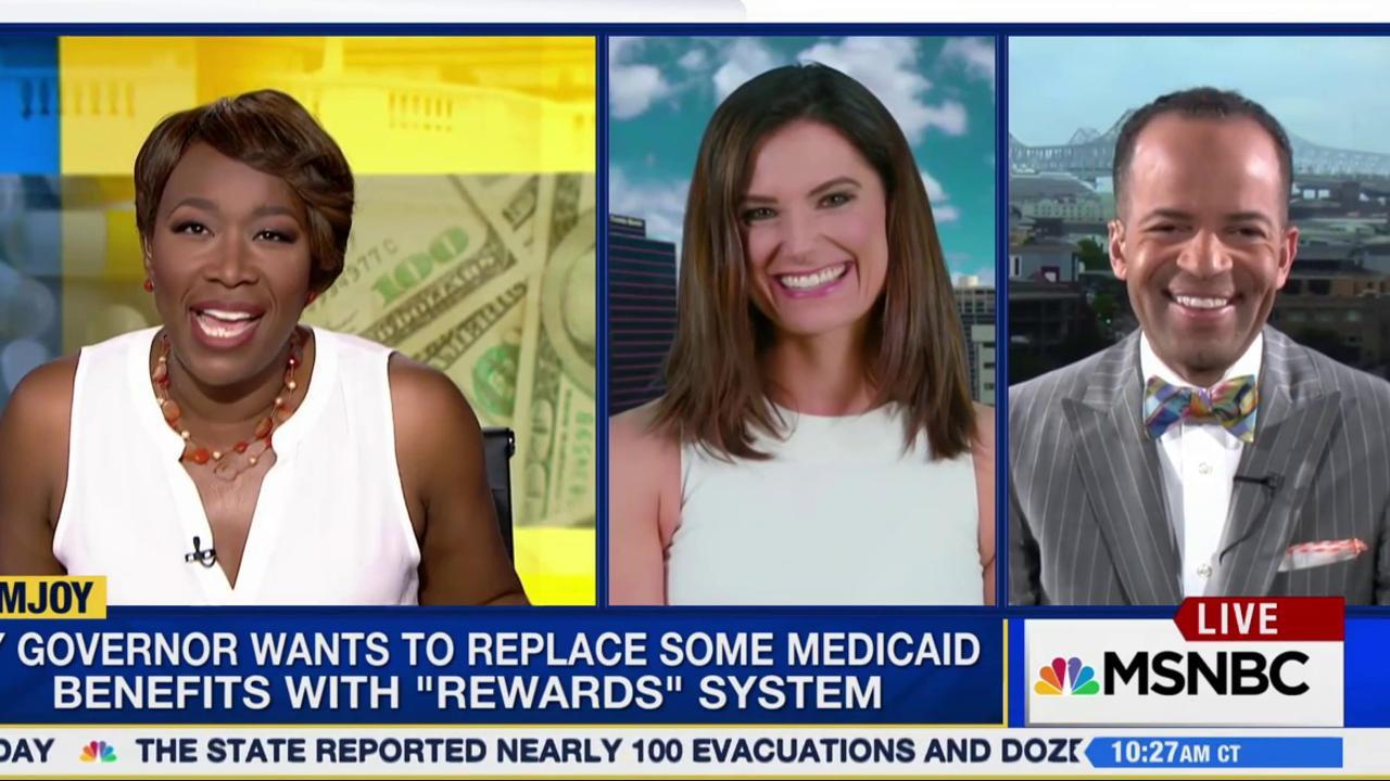 Medicaid 'rewards': Kentucky's devolution...
