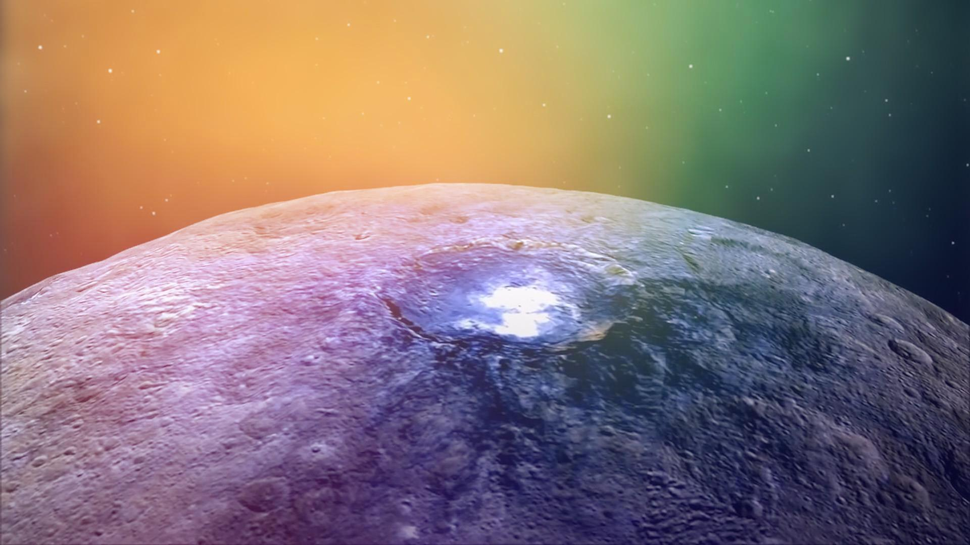 why the dwarf planet ceres is so fascinating