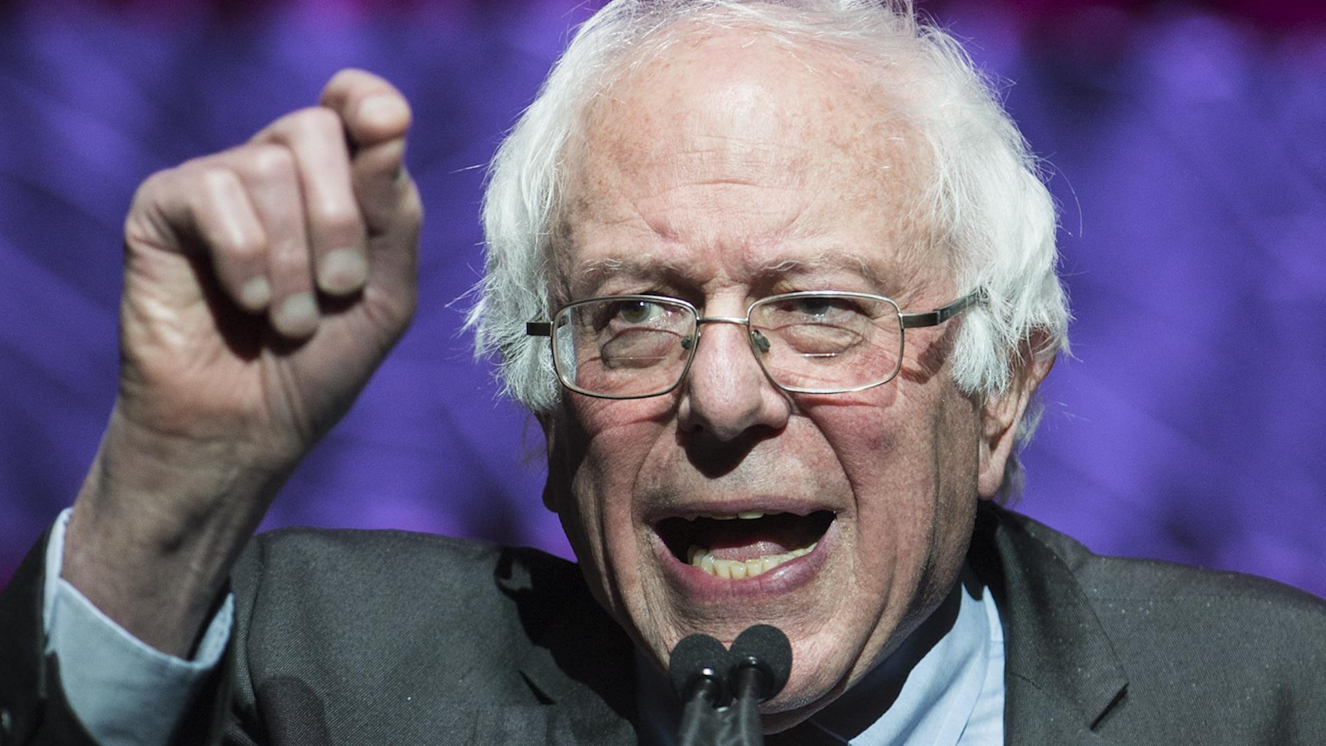 The Sanders Show: Welcome to 'Bernie TV'