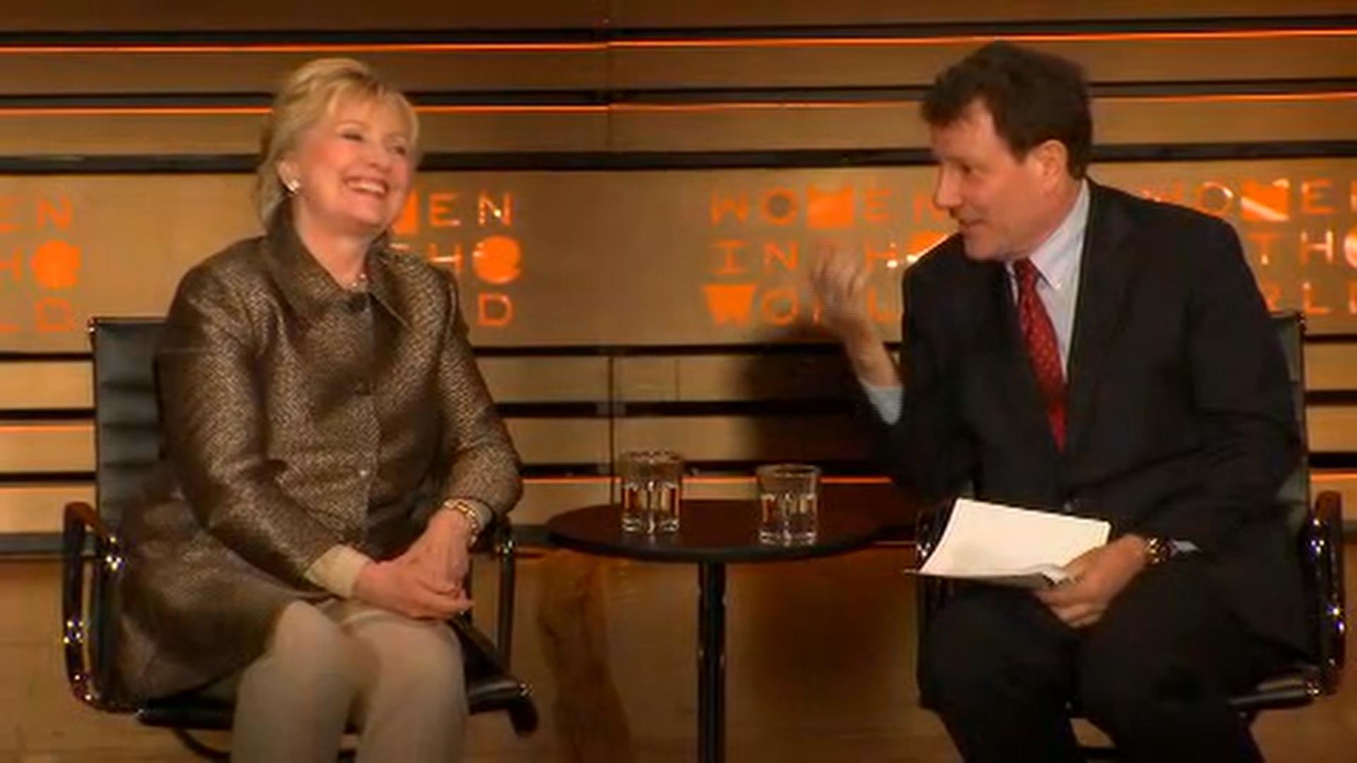 Hillary Clinton Talks Russia, Health Care, Future