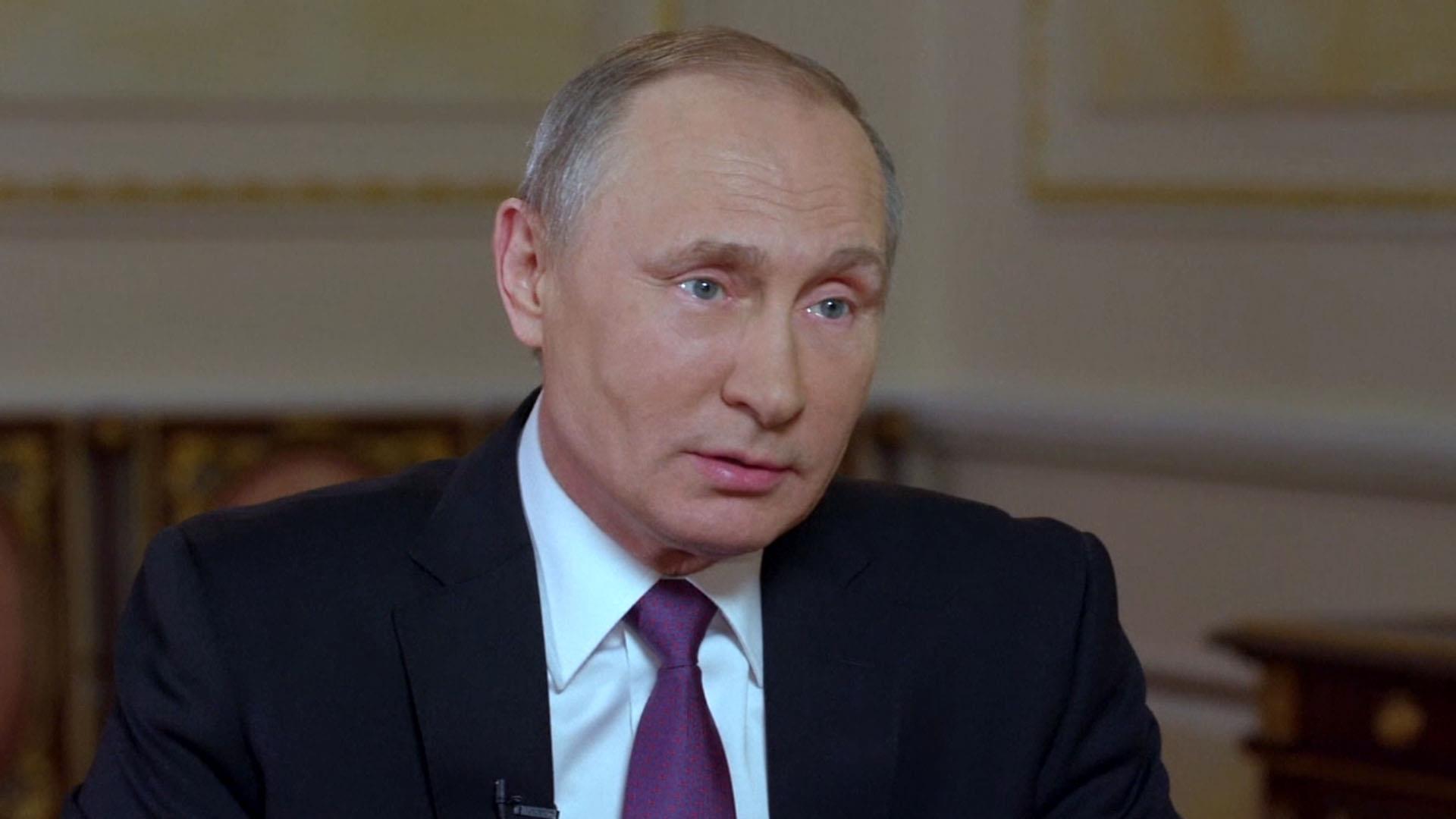 Putin says trust in U.S. has deteriorated under Trump