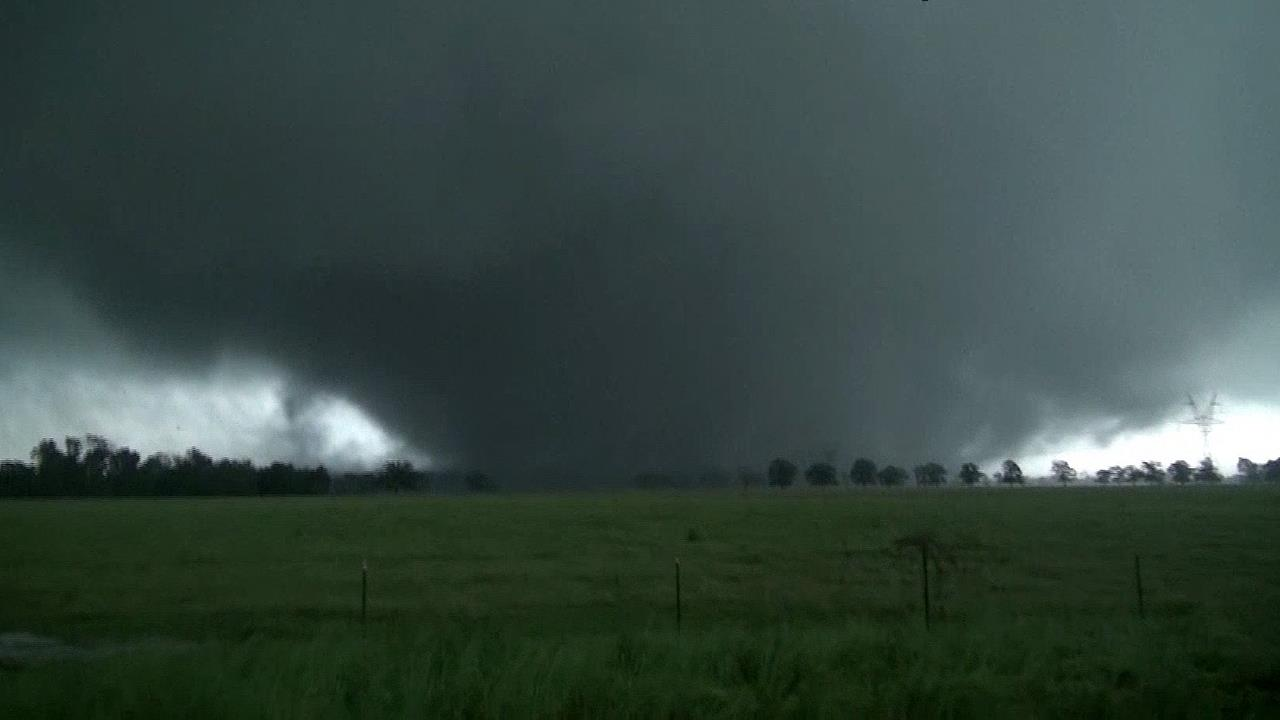 Massive, Wedge Tornado Caught on Camera in Texas - NBC News