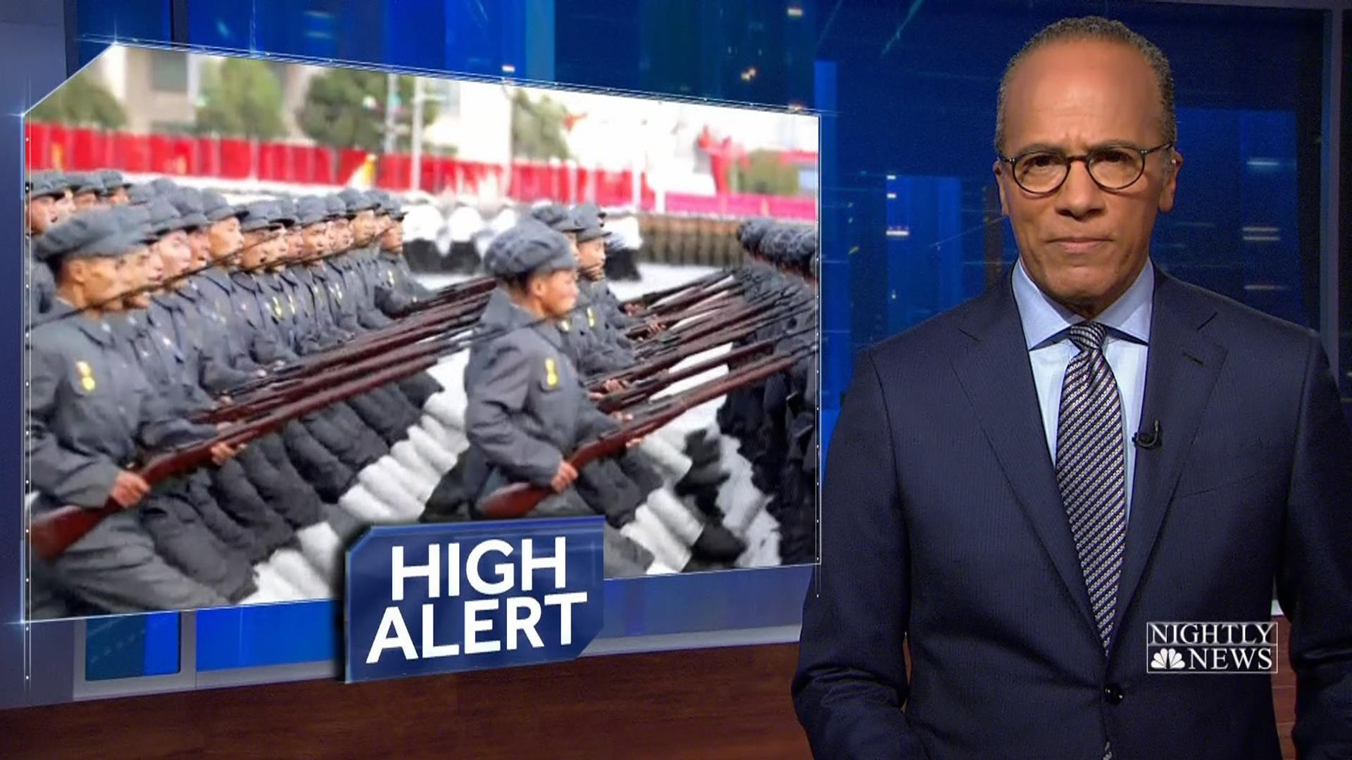 Nightly News Full Broadcast April 14th