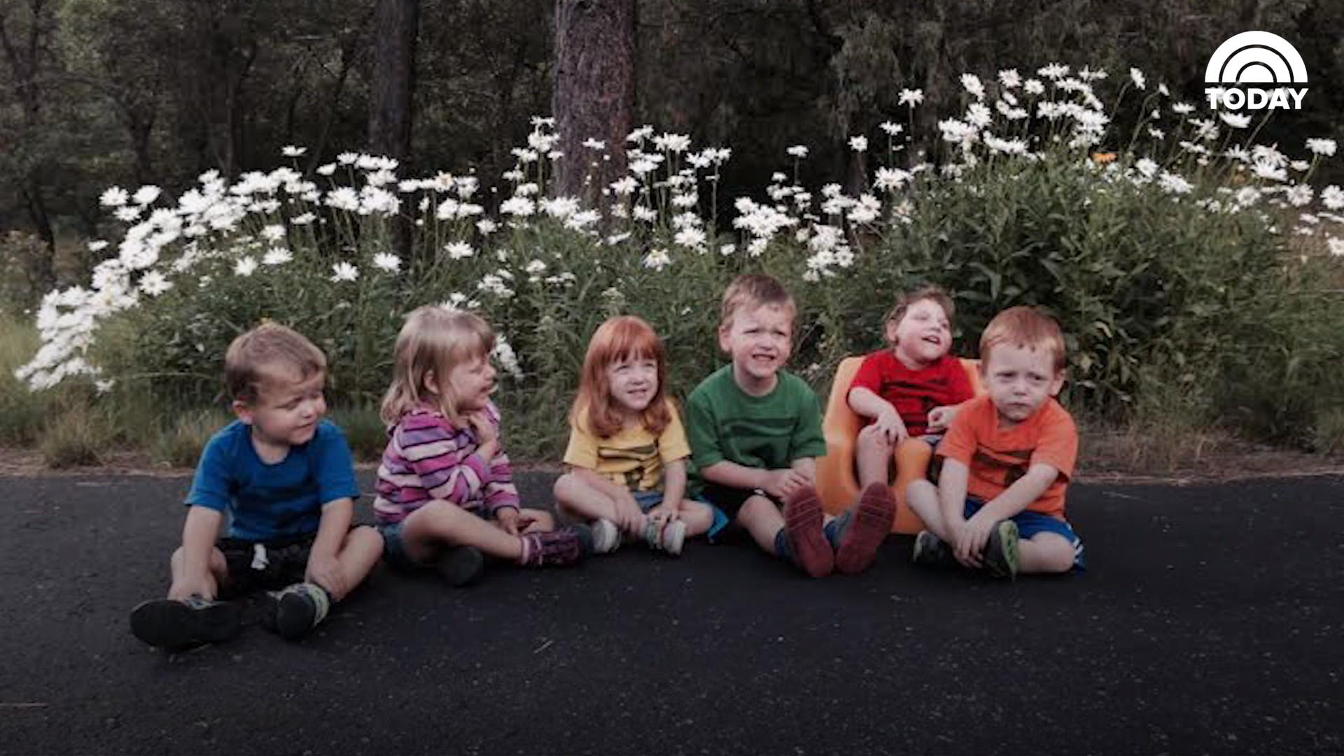 texas sextuplets turn 5 years old