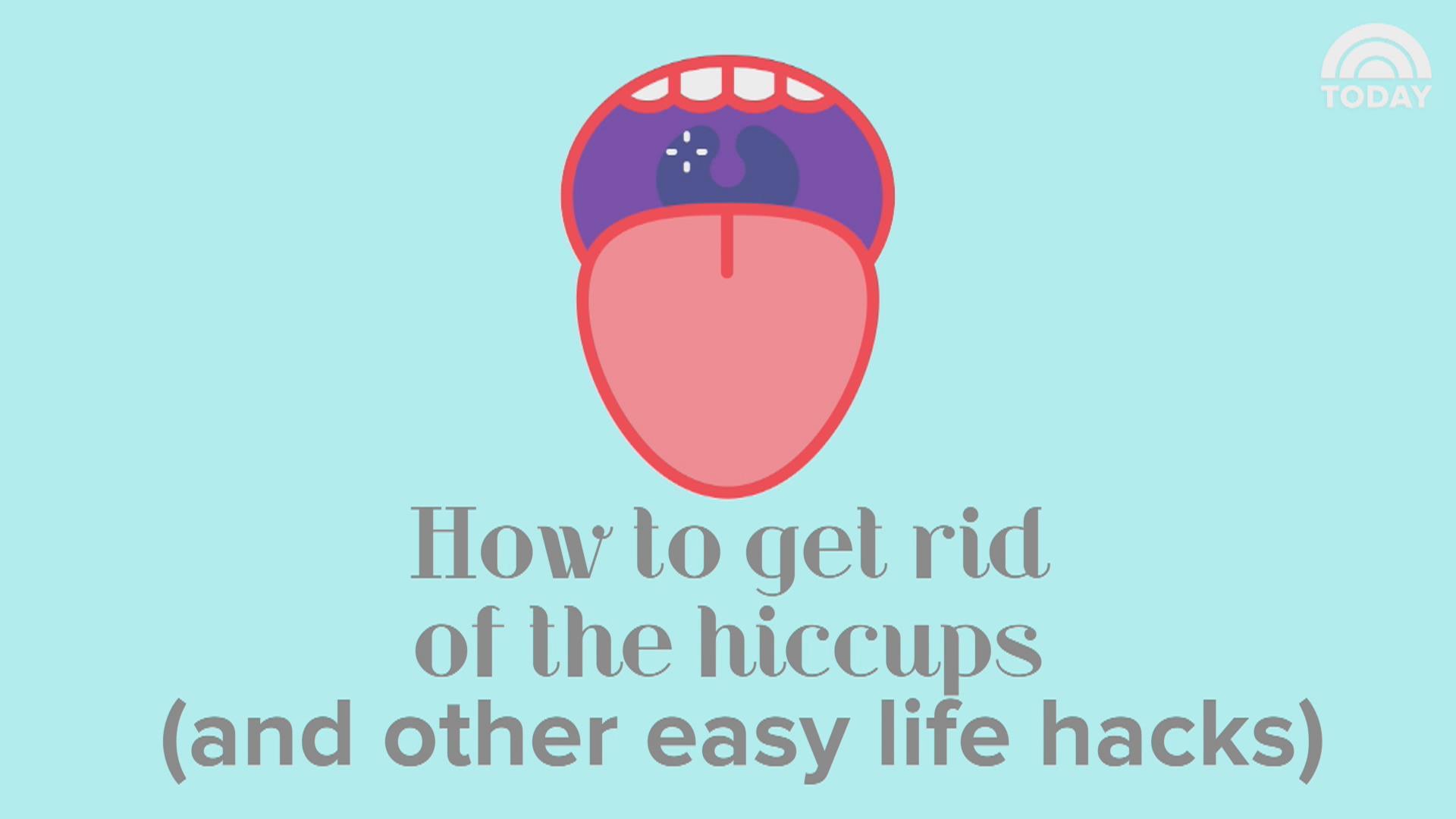 How to get rid of hiccups - How To Get Rid Of Hiccups 24
