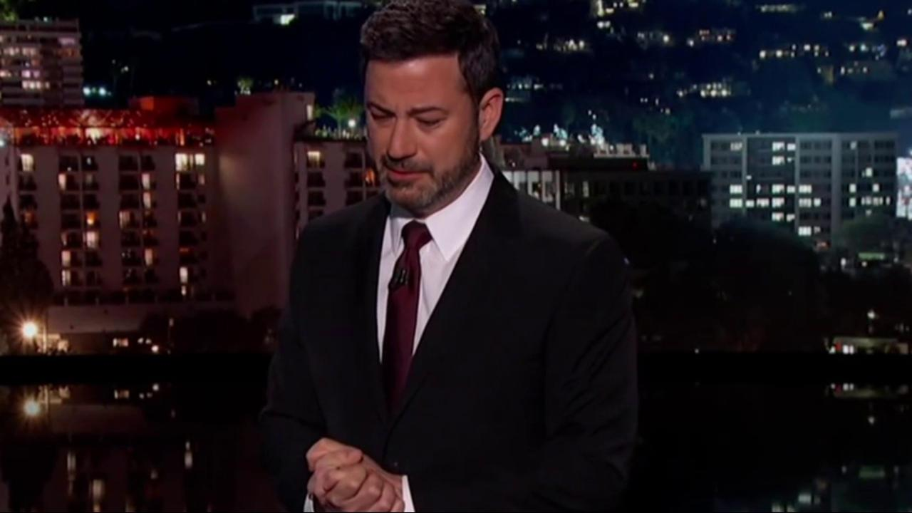 Jimmy Kimmel's heart and the GOP's health...