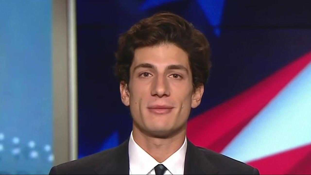 John Kennedy Schlossberg: Obama was a...
