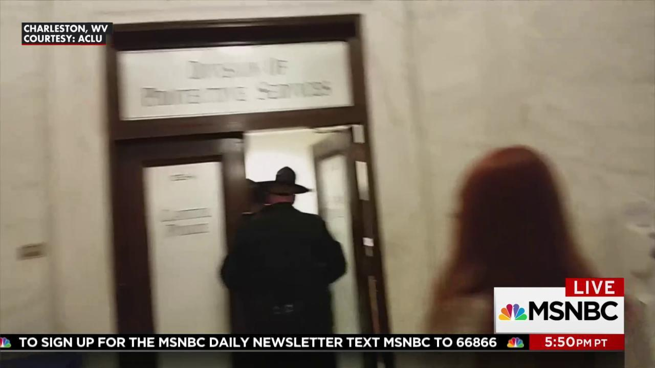 Reporter arrested for asking Price a question
