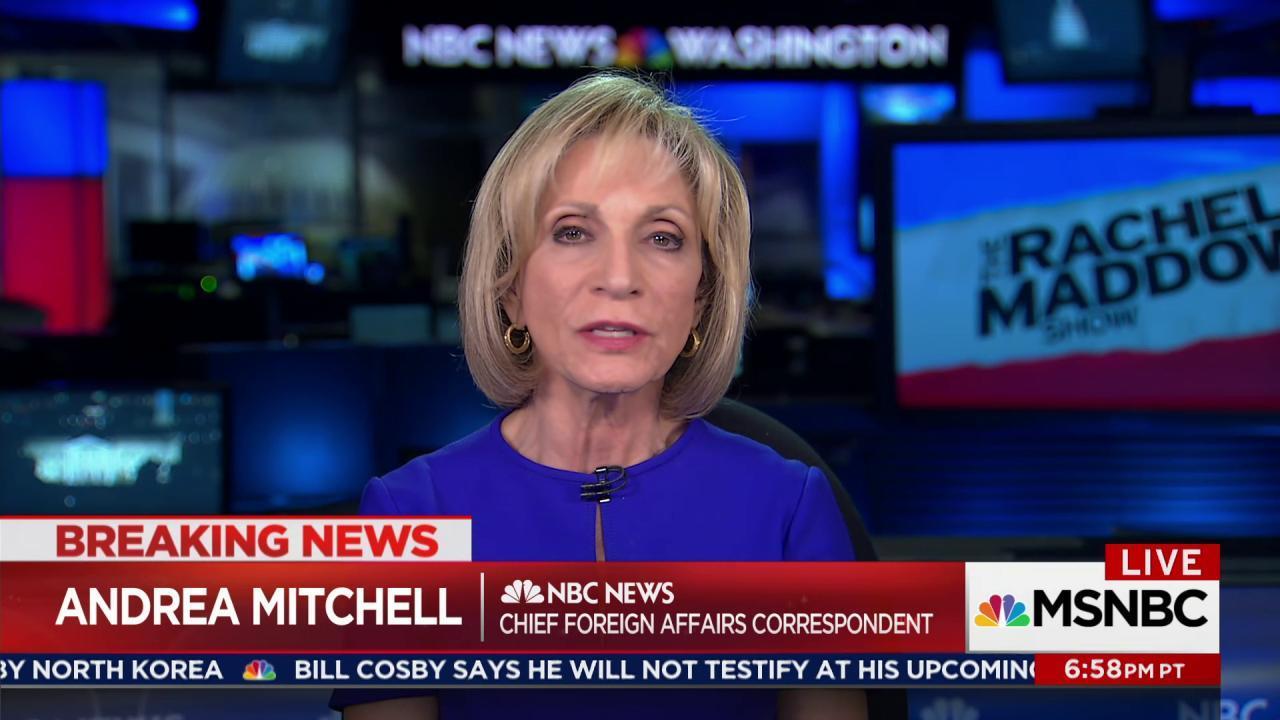 Trump leak to Russians violates protocol