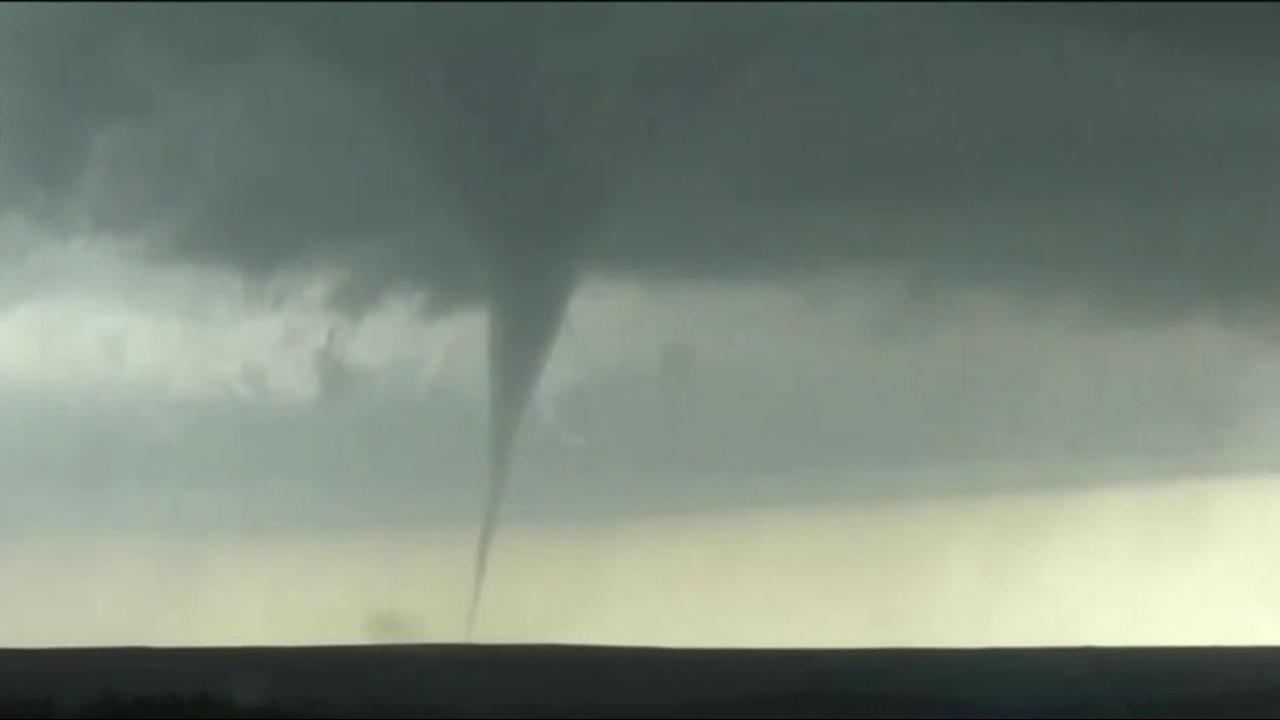 Another Deadly Tornado Outbreak in Tornado Alley - NBC News