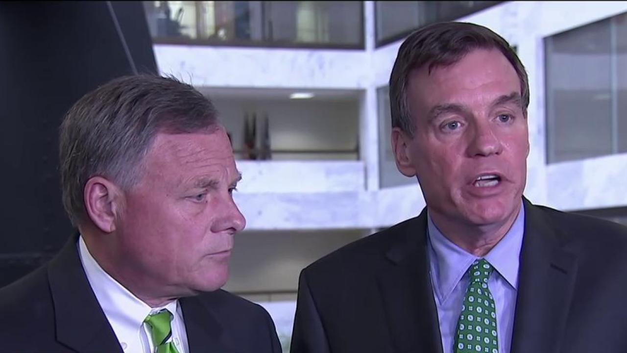 Senate Intel Chiefs: Subpoena Issued for...