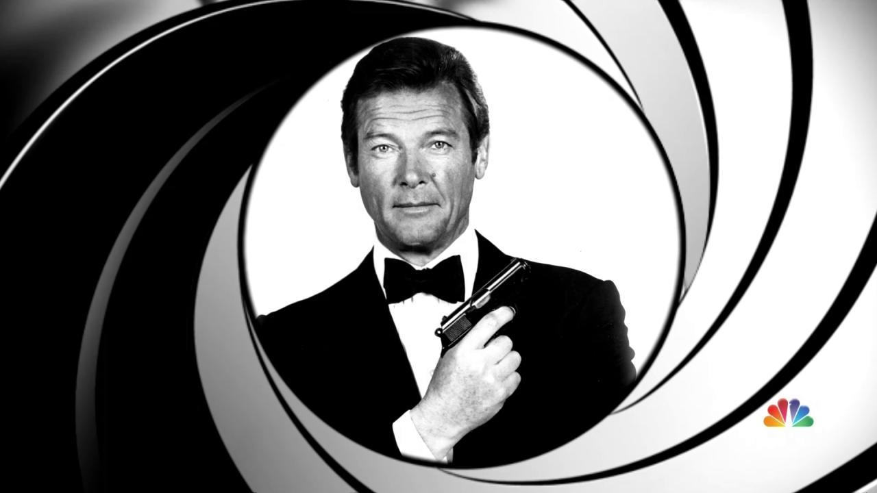 sir roger moore 39 james bond 39 actor dies at 89 after. Black Bedroom Furniture Sets. Home Design Ideas