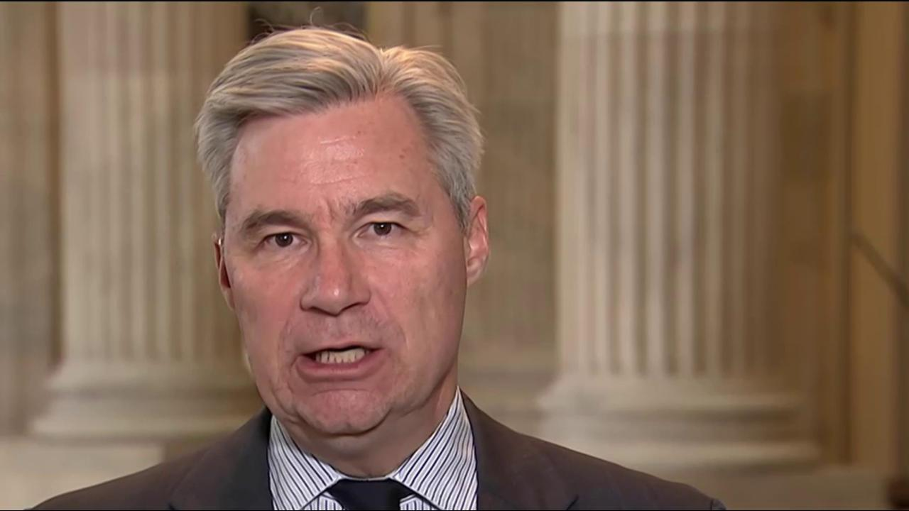 Sen. Whitehouse: Russia 'Trolled the FBI...