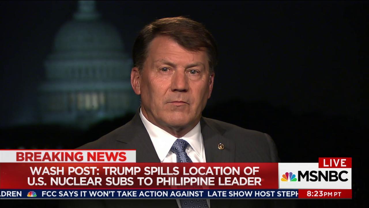 GOP Senator Mike Rounds: Russia definitely...