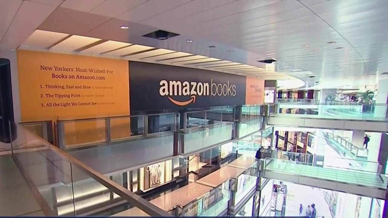 amazon goes offline with amazonfresh pickup and bookstores nbc news