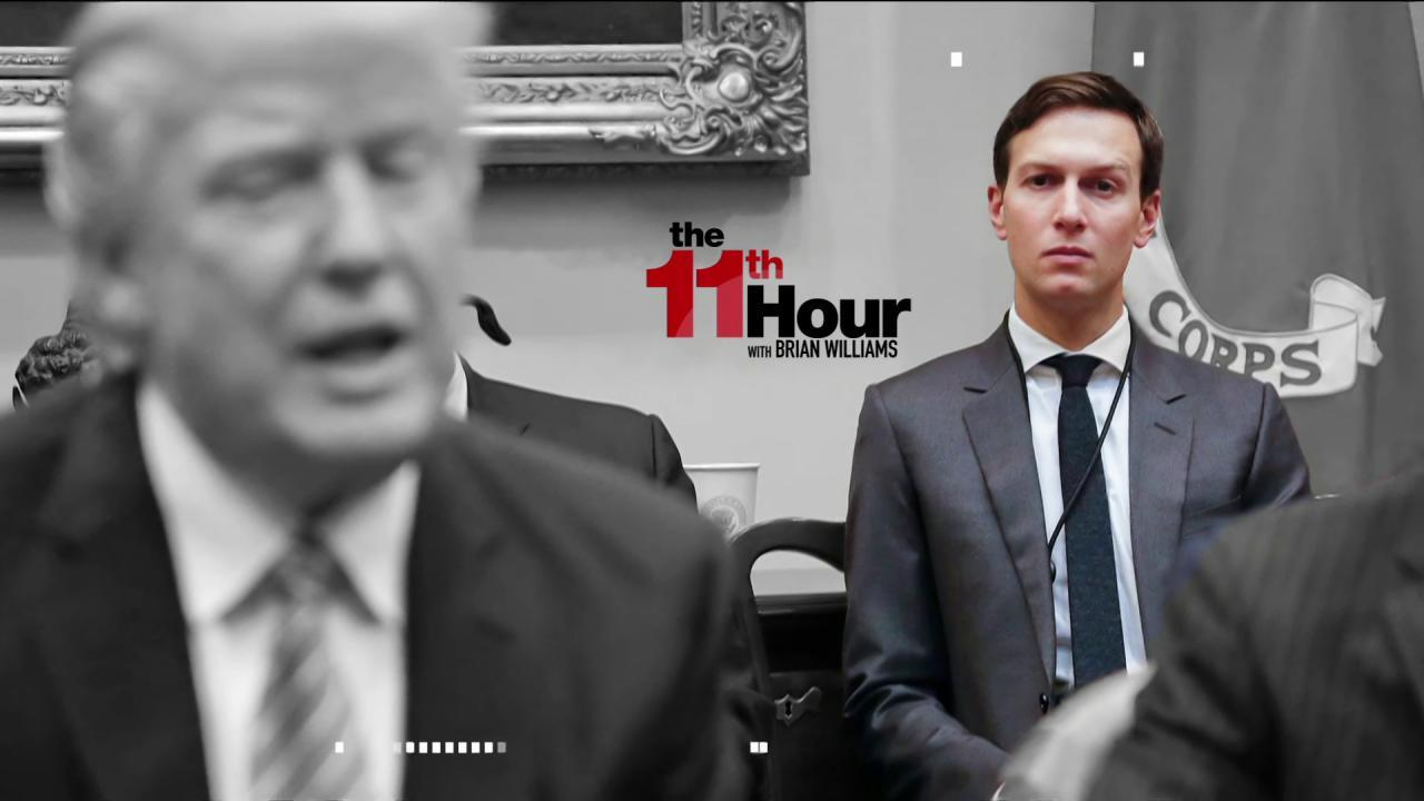 Jared Kushner Under Scrutiny in Russia Probe, Officials Say