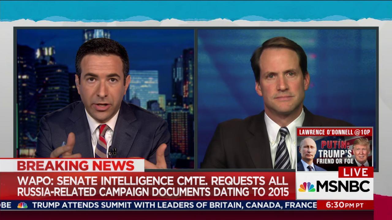 Senate widens scope of Trump-Russia probe