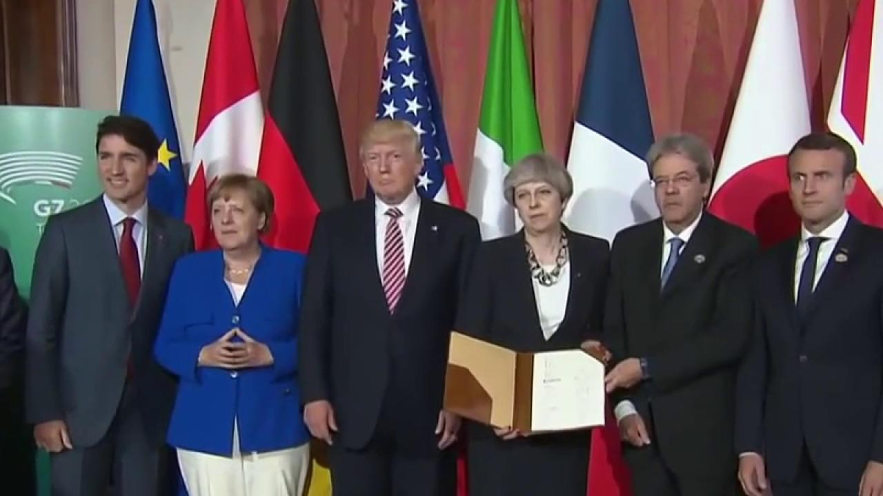 How Will Trump-Merkel Feud Impact Global...