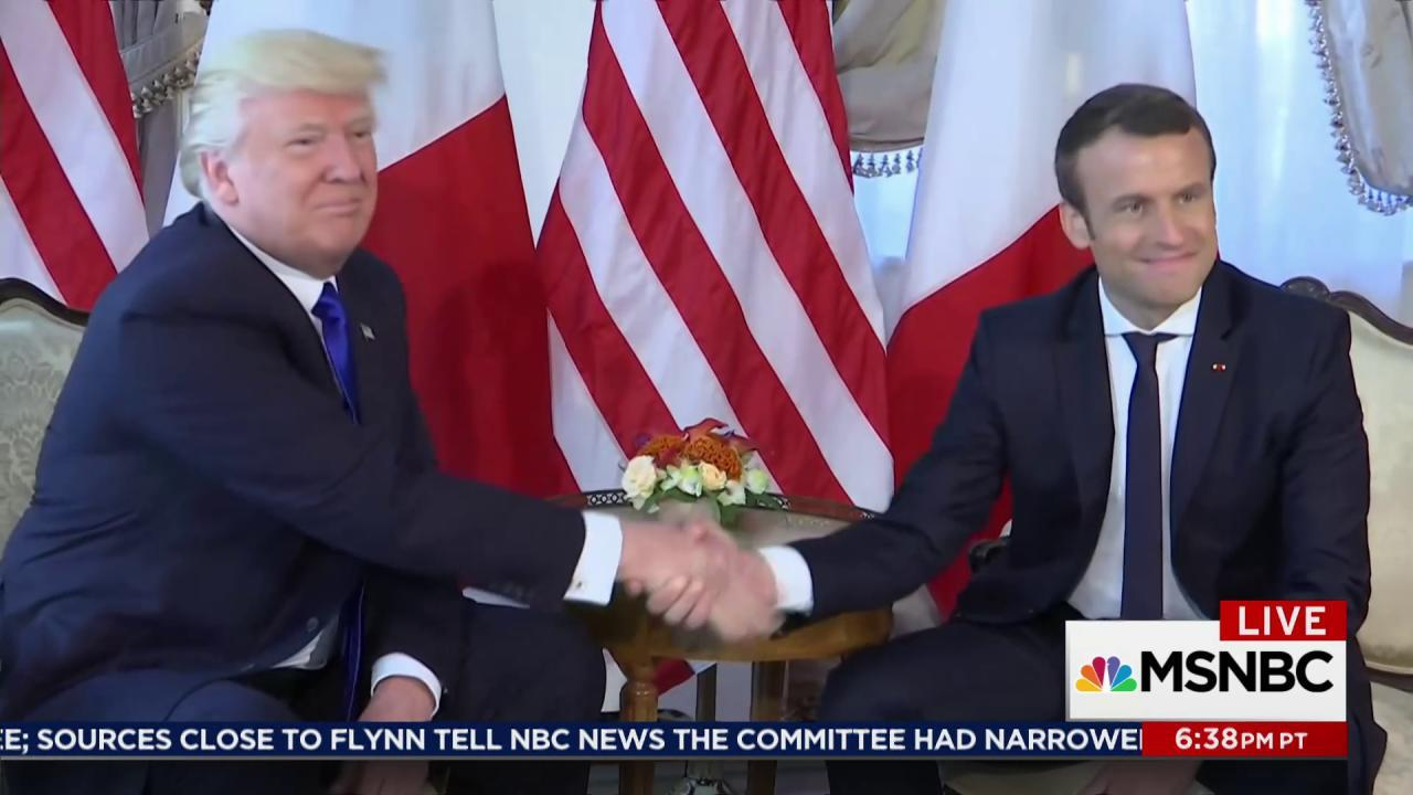 US sidelined as Europe rebuffs Trump