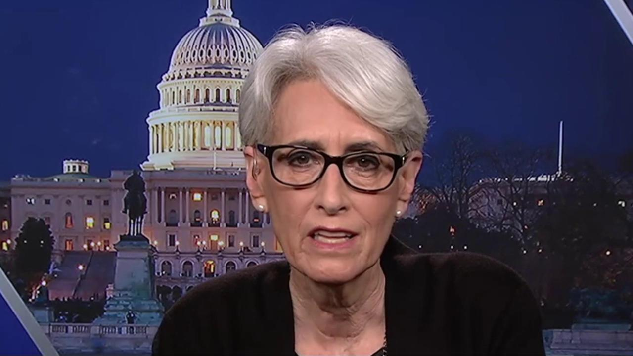 Wendy Sherman: Kushner backchannel defense...