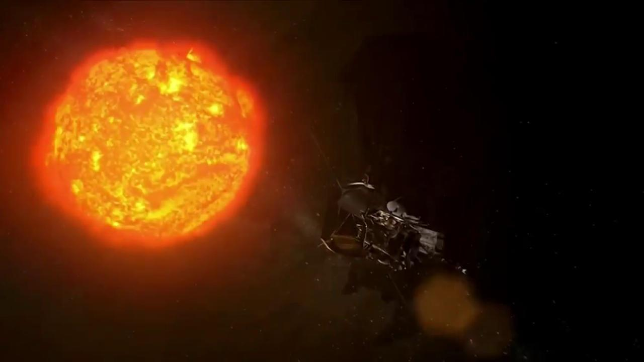NASA's New Sun Probe Could Help Avert Solar Storm ...