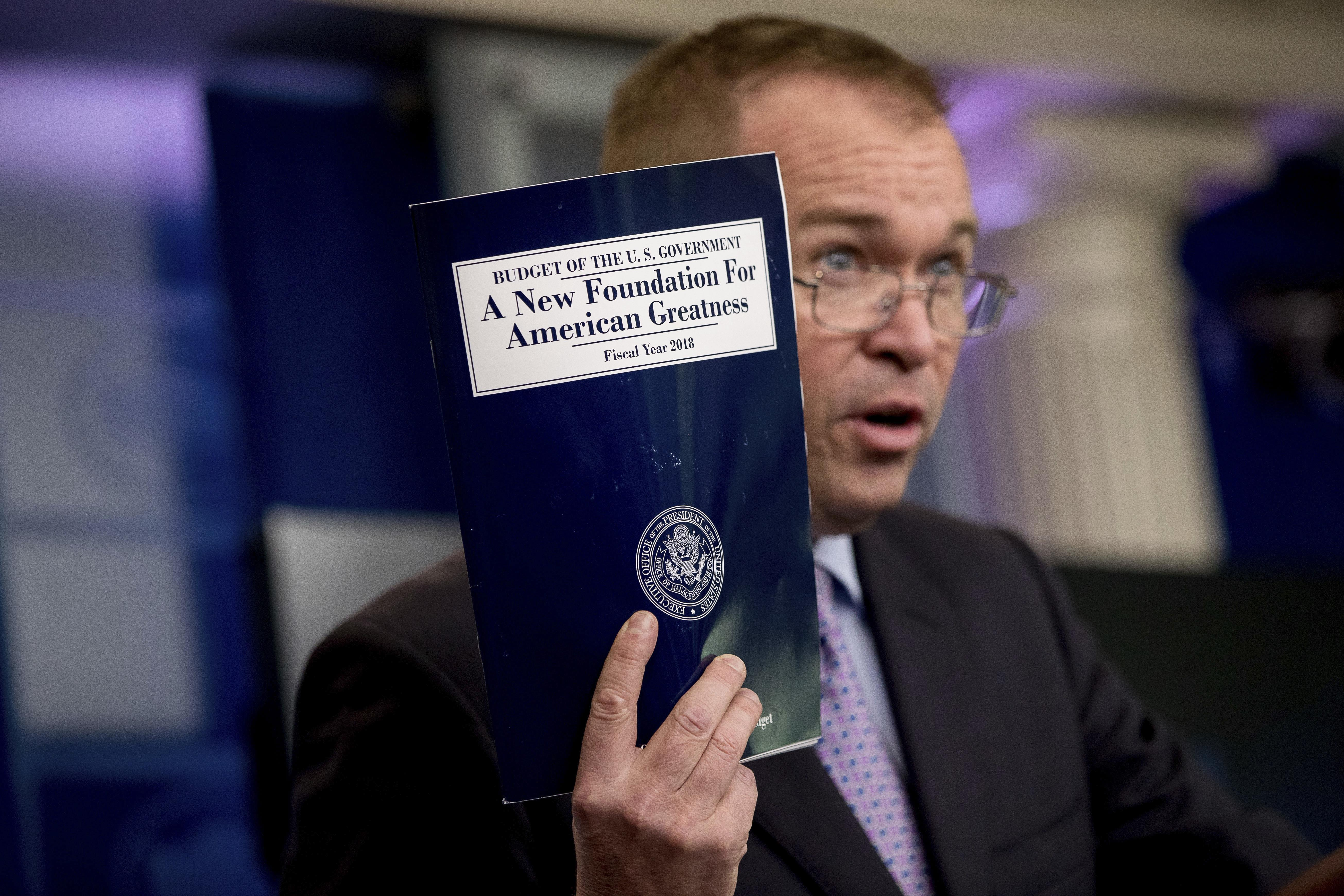 Trump Budget Proposes Cuts From Safety Net He Promised to Protect - NBC News