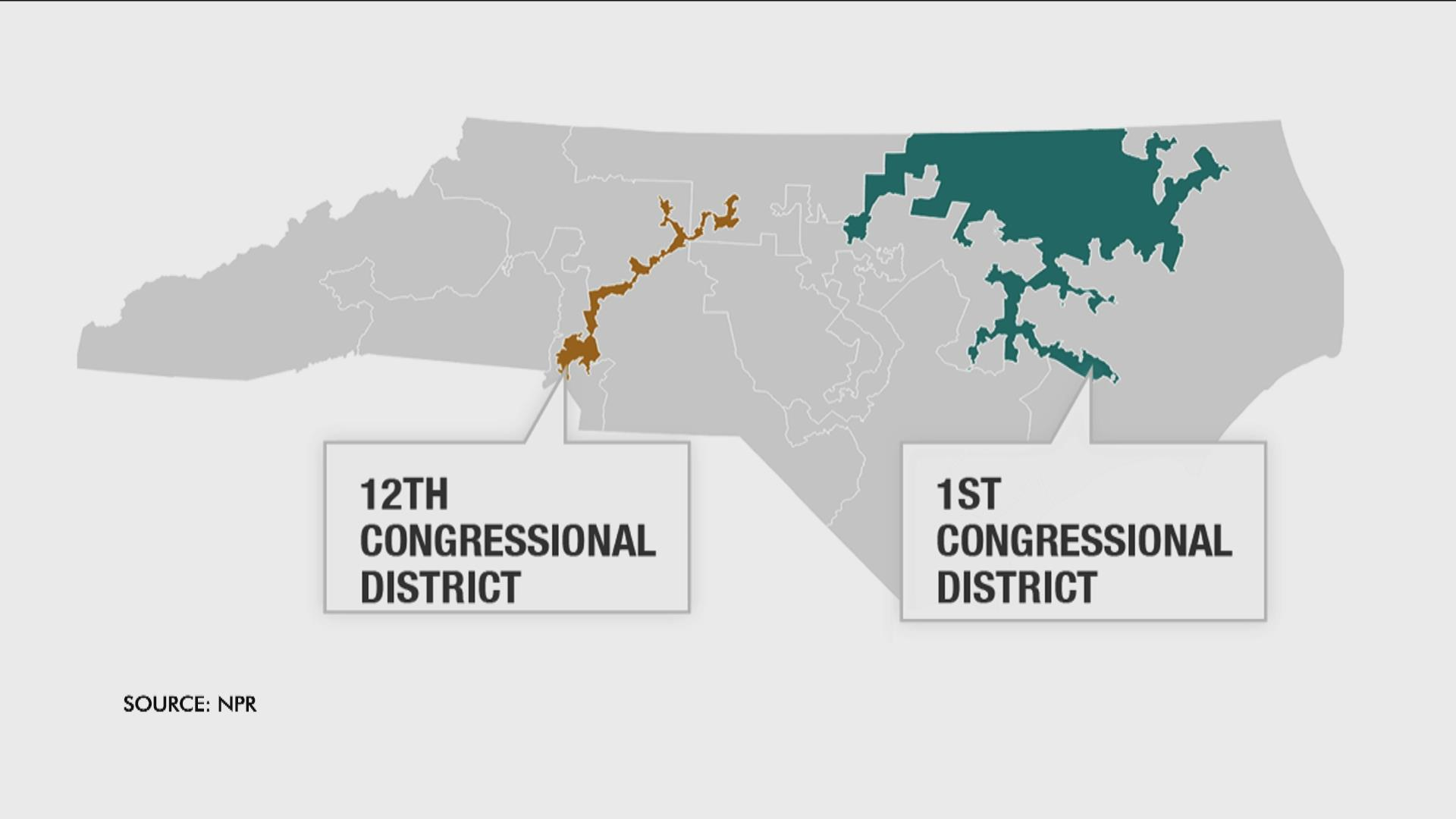 Map Of Georgia 12th Congressional District.Partisan Gerrymandering Has Benefited The Gop Analysis Shows