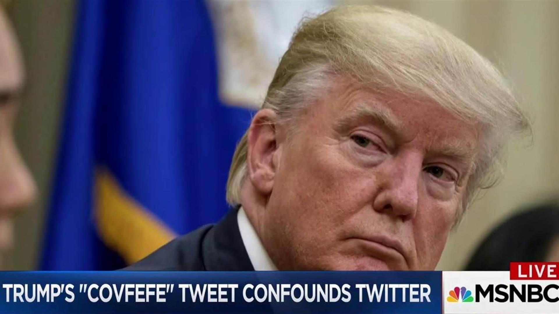 Spicer suggests Trump's 'covfefe' tweet...