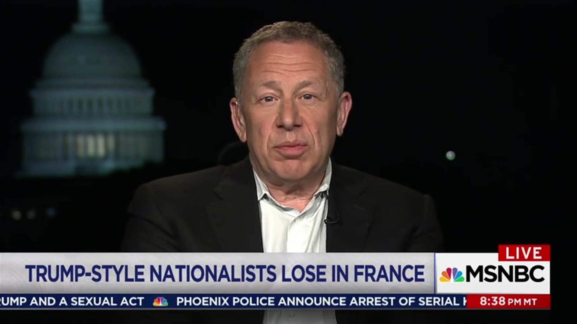 French Pres-Elect Spokesperson: Populism lost