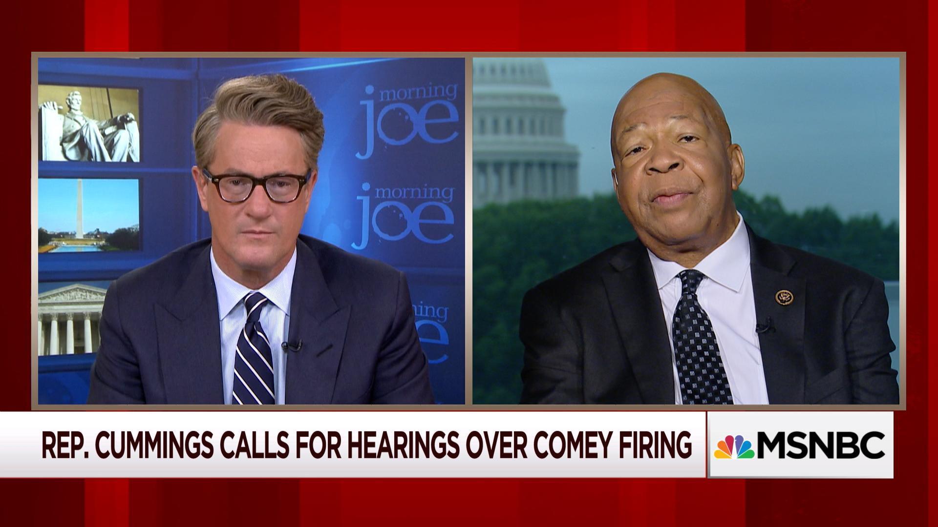Rep. Elijah Cummings: 'Cannot let one man...