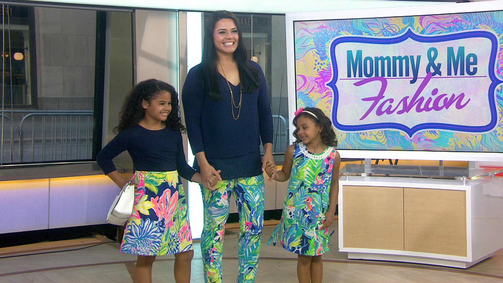 Bobbie s Buzz Matching mother daughter outfits for Mother s Day