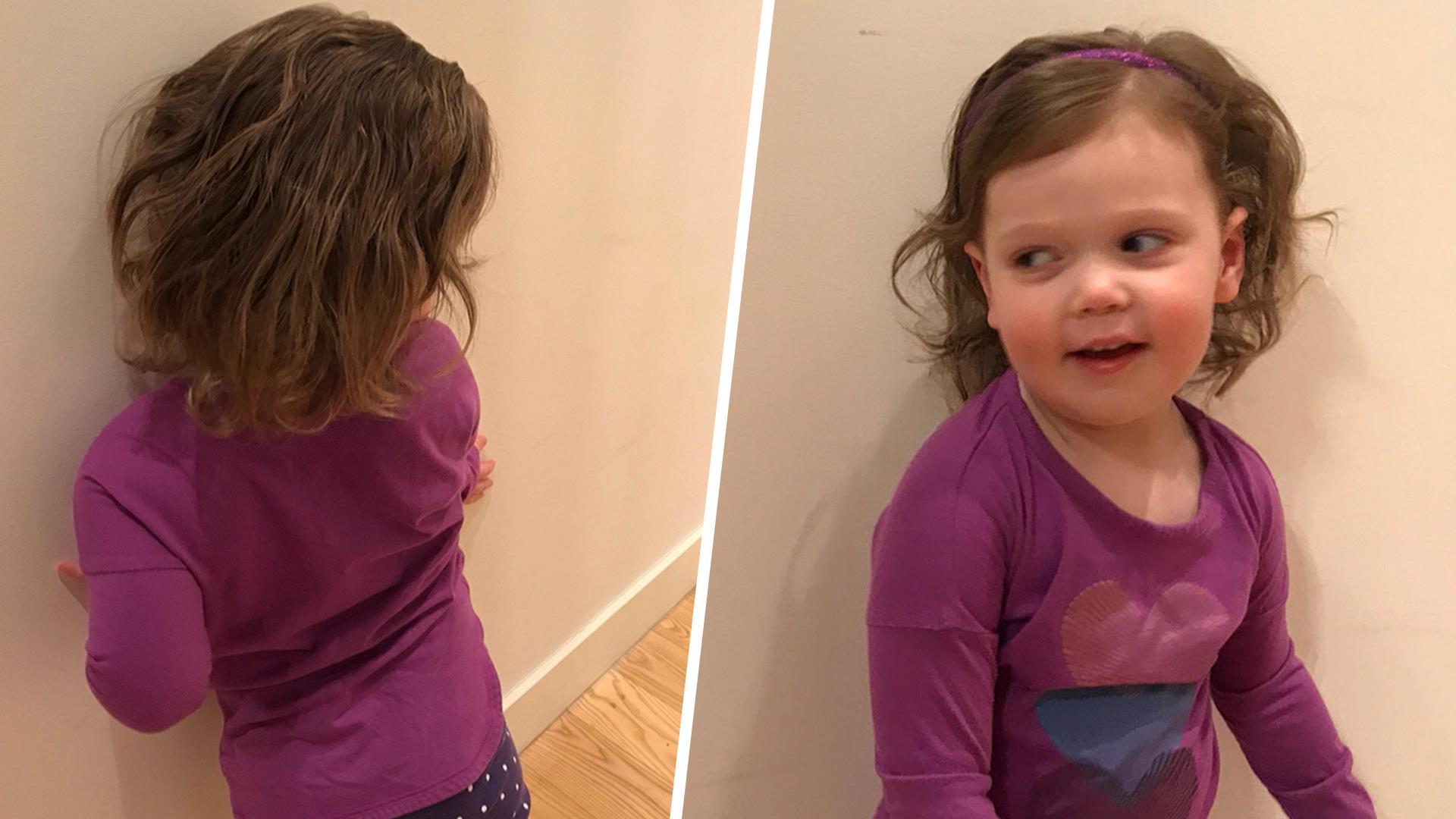 Baby Vale Rubs Stuff On Her Hair And Internet Feels Savannah