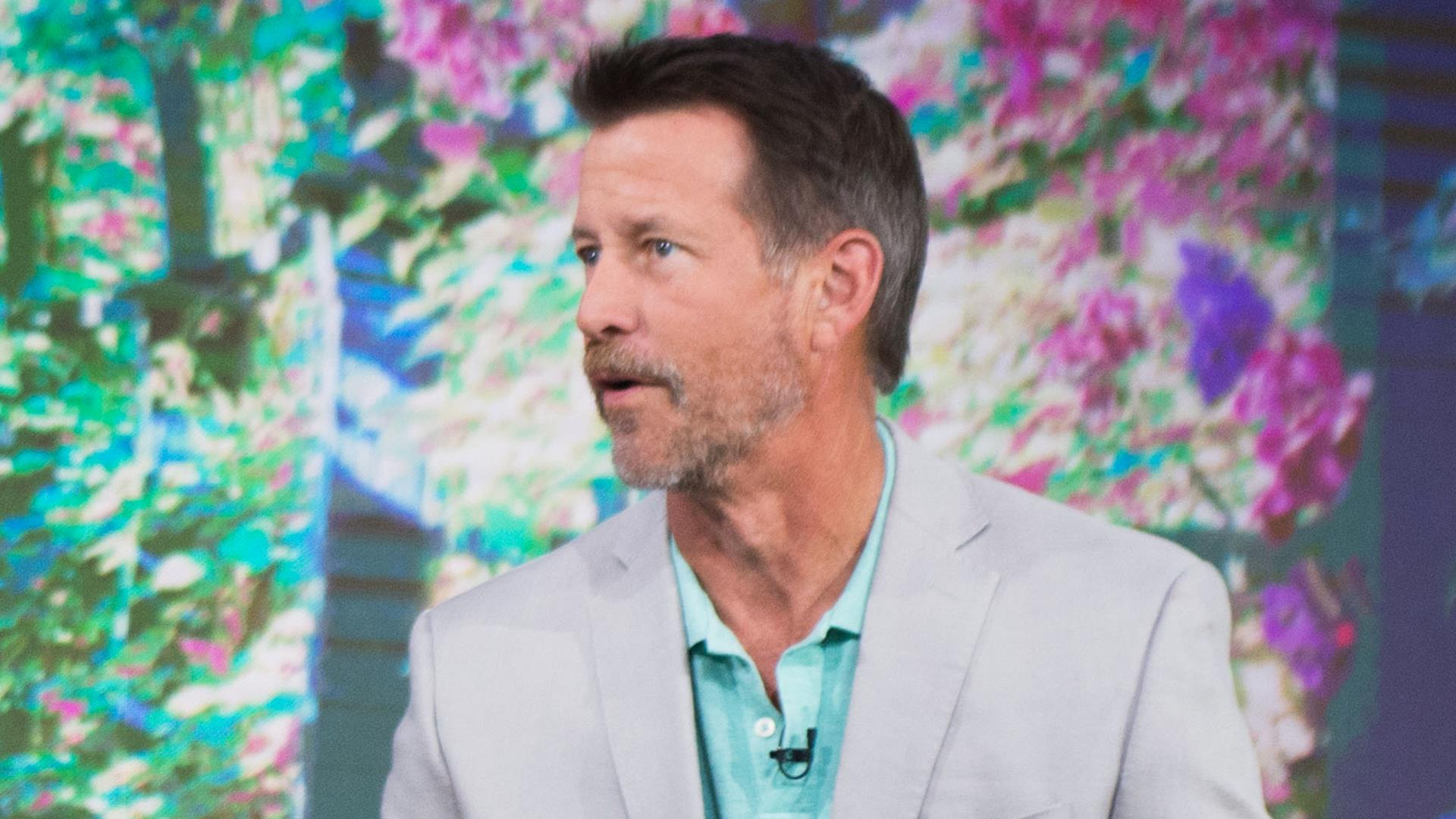 James Denton talks Good Witch Desperate Housewives and softball