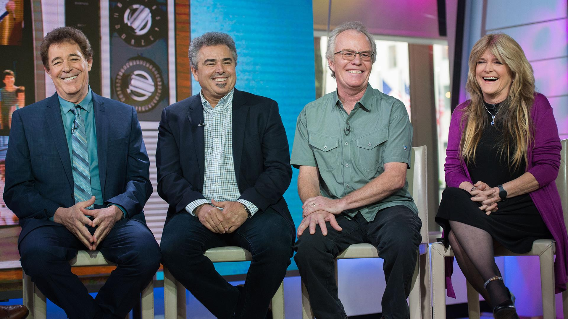 Brady Bunch\' cast reunites on the TODAY show and remembers TV mom ...