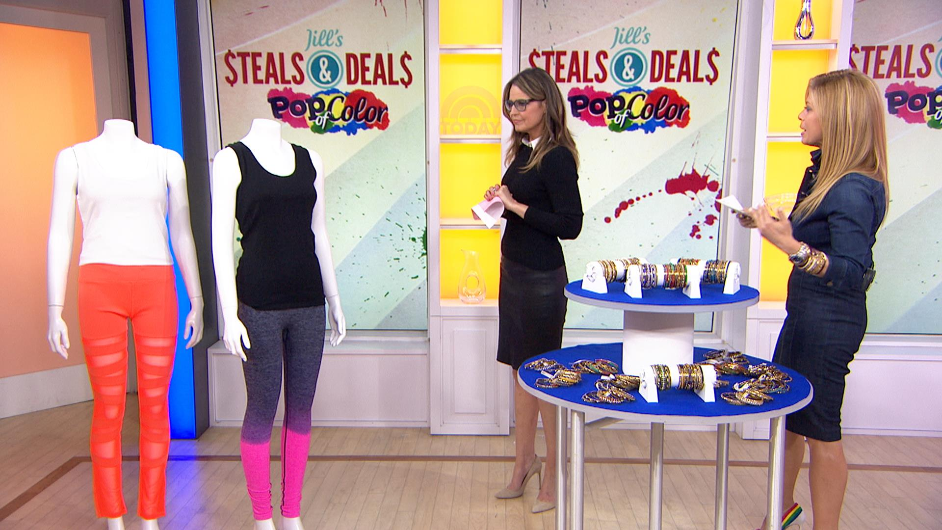 Msnbc today show jill's steals and deals
