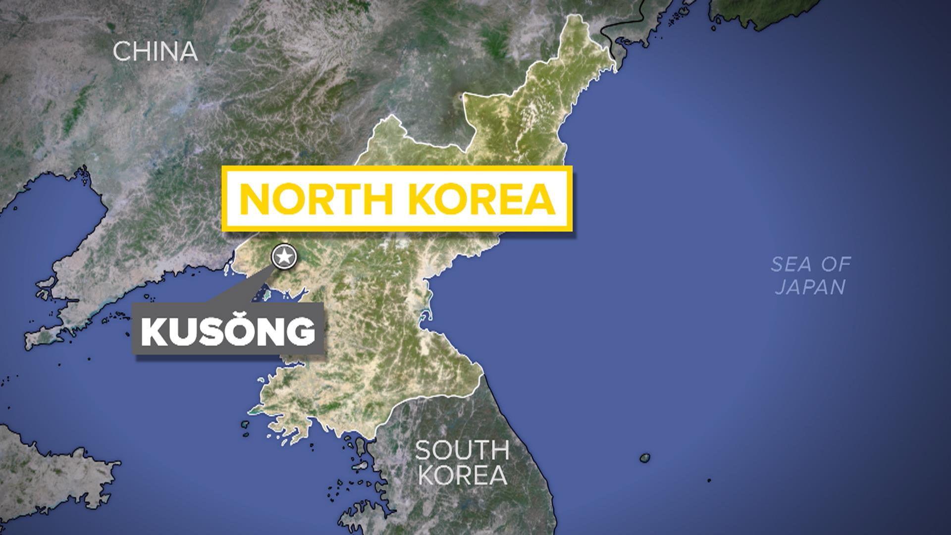 North Korean Ballistic Missile Test Lands In The Sea Of Japan Nbc News