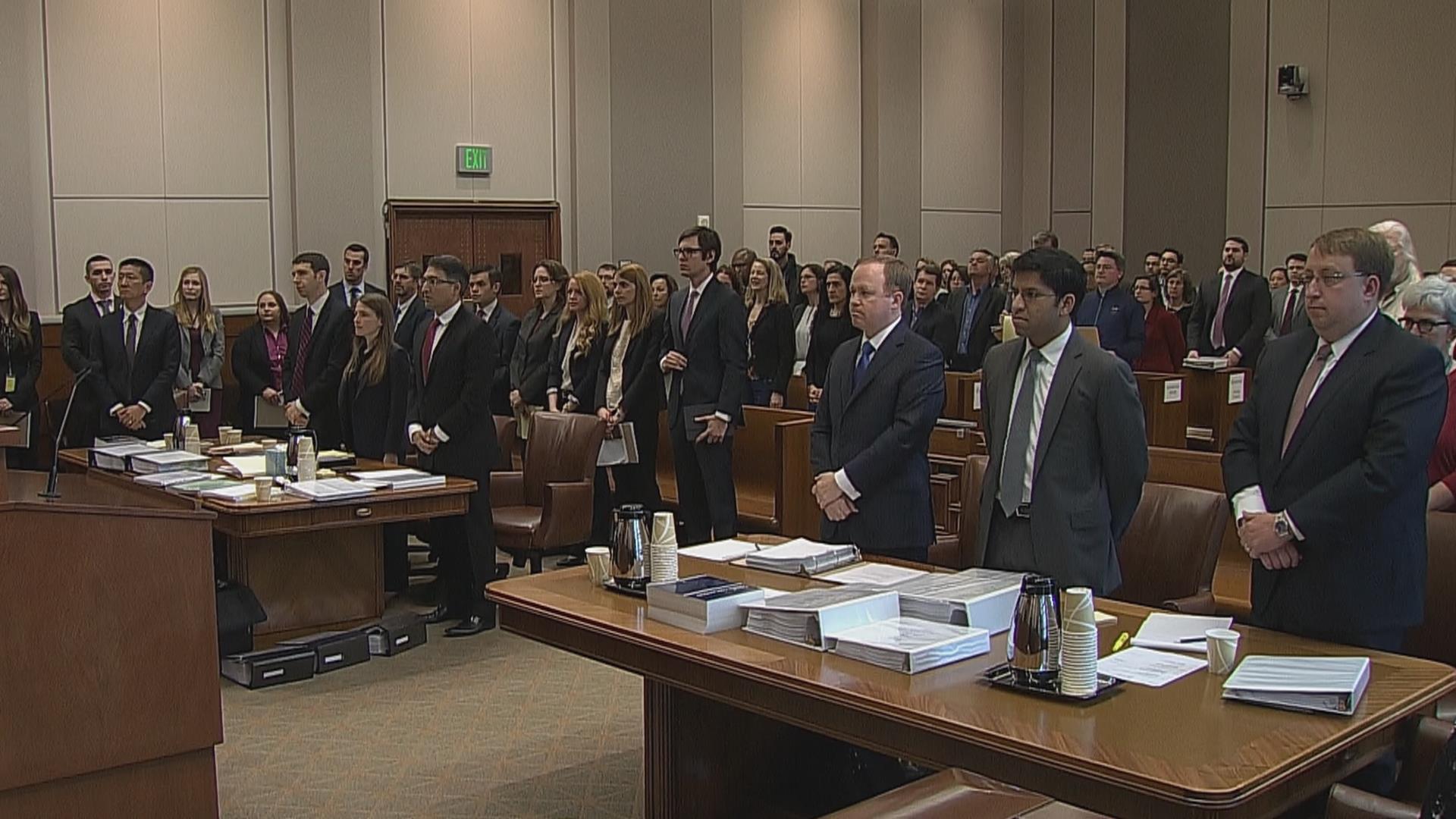 Court Hearing On Travel Ban Msnbc