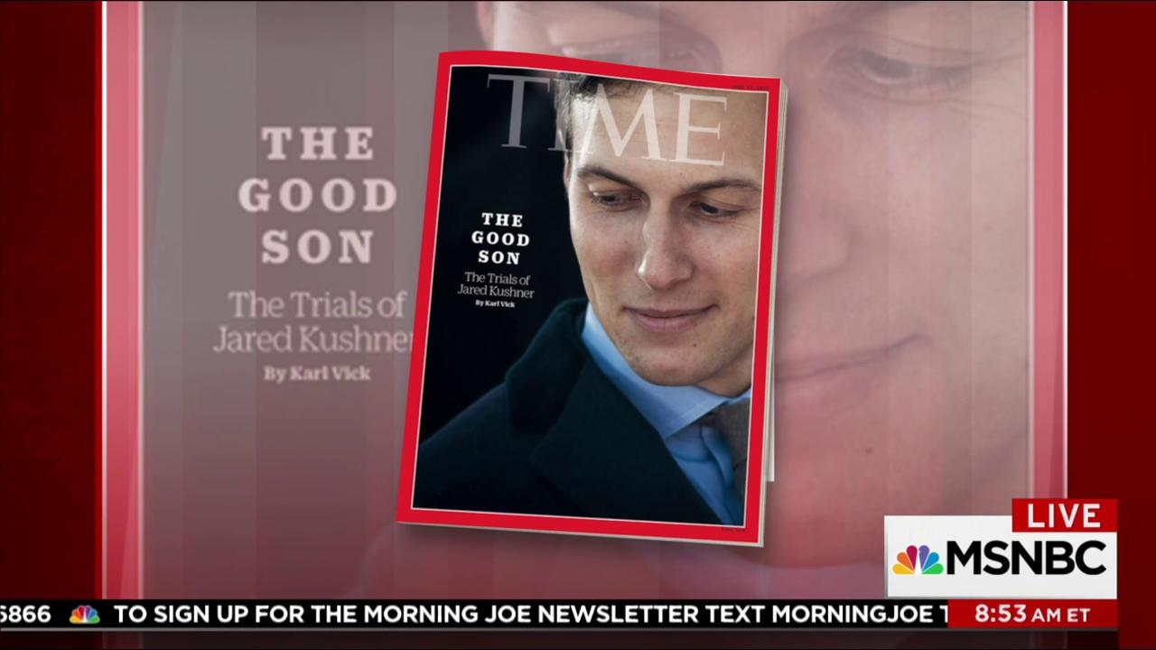 Time investigates the 'trials of Jared...