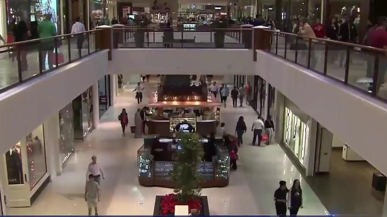 Shopping Malls Struggling to Survive as Online Retail Sales Surge