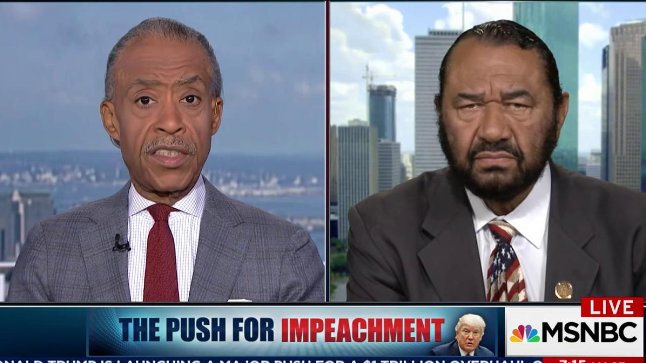 The Push for Impeachment