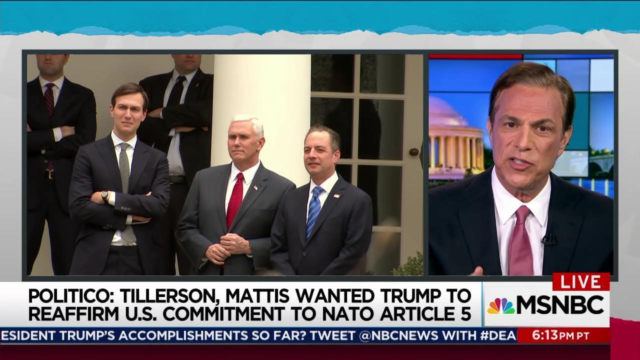 White House staff fails to restrain Trump
