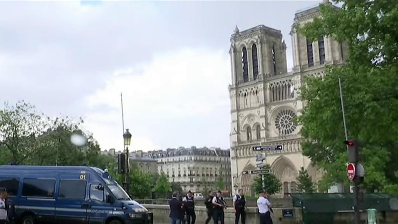 Paris Police: Man Shot Who Attempted To...