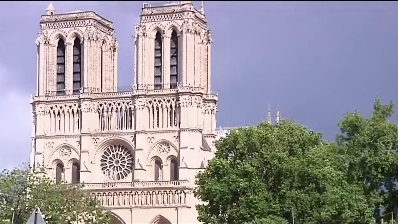 Witness to Notre Dame Incident Describes...