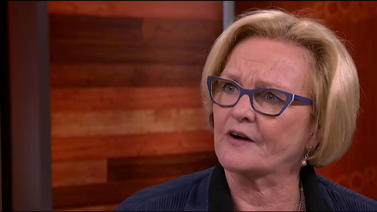 McCaskill: Russia Probe Not About...