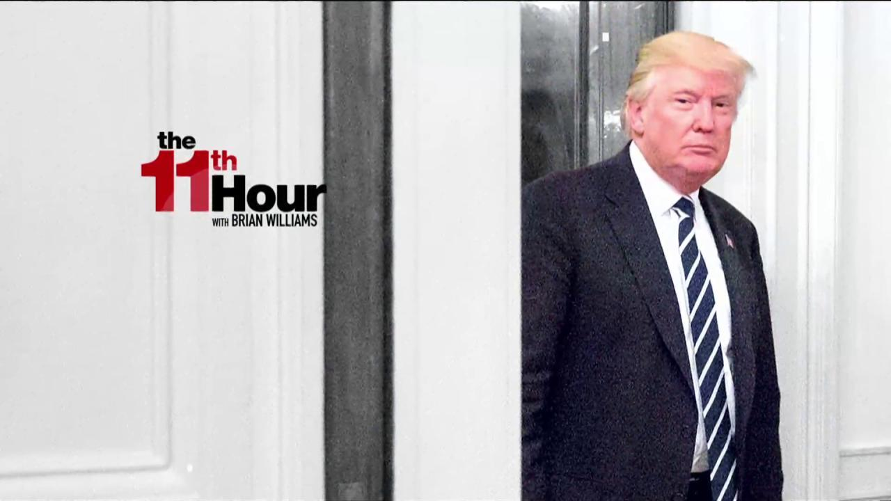 Bush White House lawyer: Trump's in ...