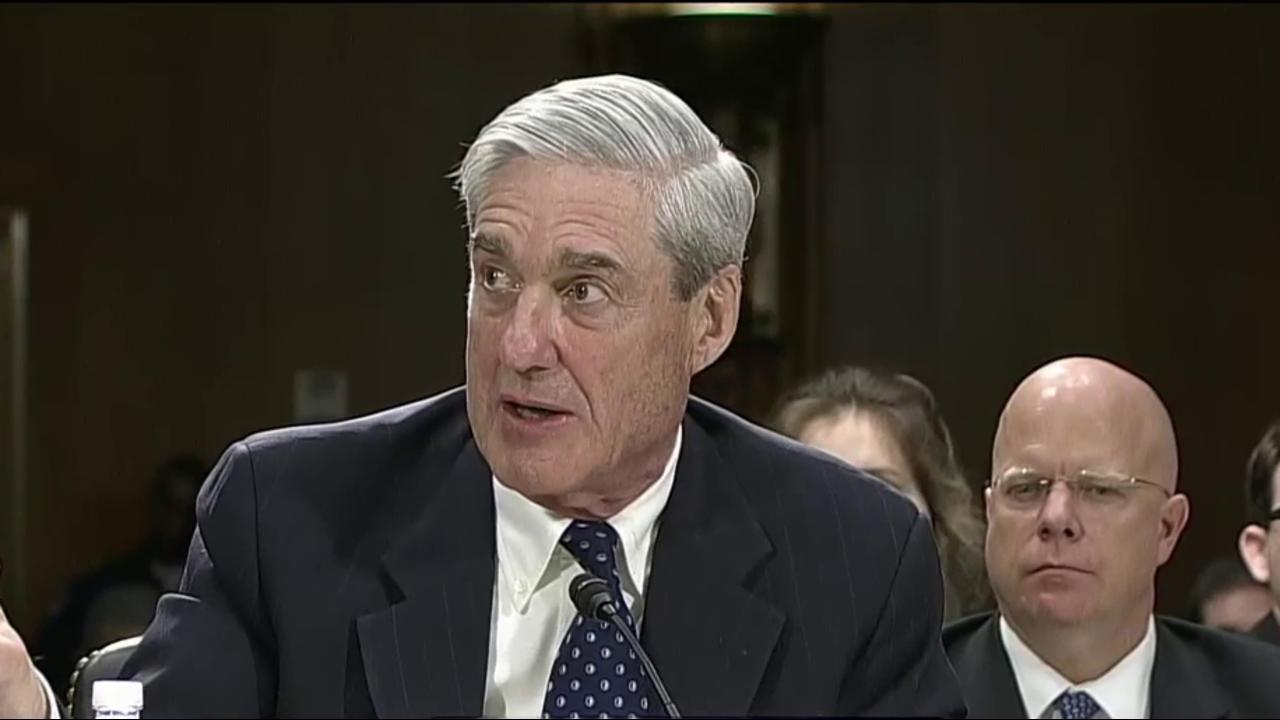 Fmr. DOJ atty.: Mueller attacks ...