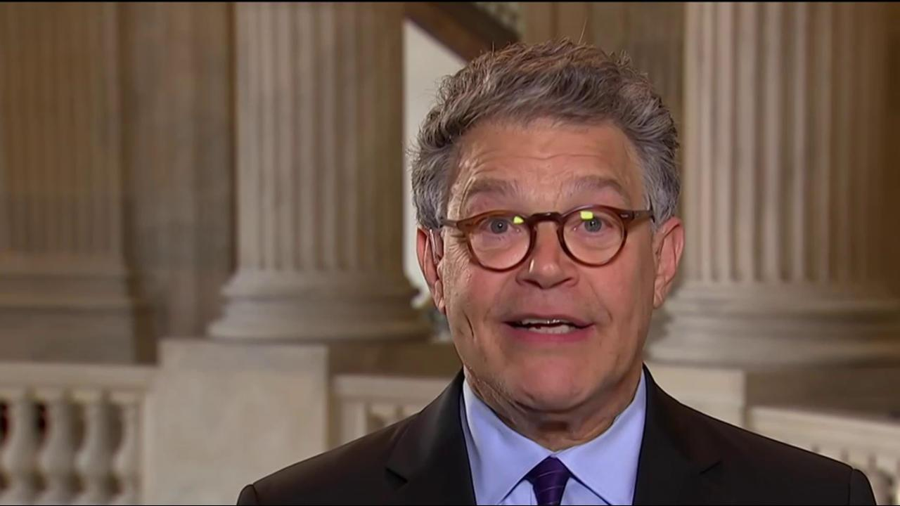 Exclusive: Sen. Franken says Sessions...